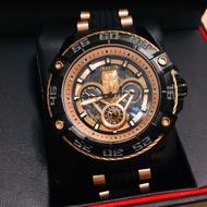 超新invicta英威塔-漫威限量款Marvel Black Panther黑豹手錶 機械錶柏金國際精品$17999可議