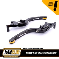 Promo XMAX variations of the brake handle folding brake lever nitex XMAX XMAX accessories