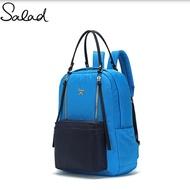 Salad 天藍色 尼龍後背包/背包/手提包/防潑水/SB116-049(16FW)