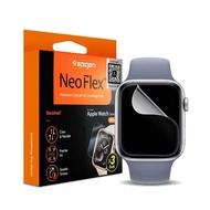 【Spigen】Apple Watch Series 6/5/4/SE  44mm Film Neo Flex -極輕薄防刮保護貼(SGP)