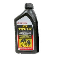 TOYOTA ATF T-IV 4號 自動變速箱油(美)