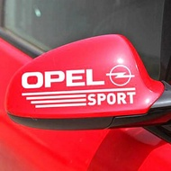 Opel Sport Car Stickers For Cool Rearview Mirror Car Stickers