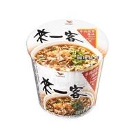 【來一客】牛肉蔬菜風味杯12入/箱(青蔥等綠色蔬菜吃得精緻又美味。)