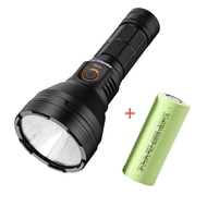 【Free Gift + Flash Deal 】Astrolux FT03 USB Rechargeable LED Flashlight Cool Natural White Portable LED Torch