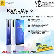 REALME 6 RAM 8/128GB & RAM 4/128GB REALME 5 PRO RAM 4/128GB Garansi Resmi Realme Service Center
