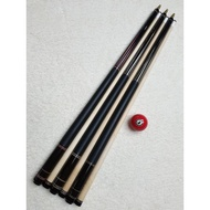 賣全新仿紹  仿SW6插5環 黑壇插黑壇木 優質撞球桿~  專為SW前節設計的優質 好打的 撞球桿