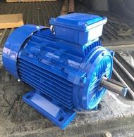 (*ผ่อนได้) มอเตอร์ไฟฟ้าขนาด 5.5 แรงม้า 4 kw 380V Three Phase Induction Motor ยี่ห้อ XYLON รุ่น XYL-112M-4