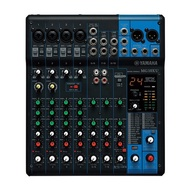 Yamaha Mixer Audio Mg 10 XU 10 Chanall Usb Dan Efectt Mg 10 Xu