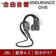JBL 防水 運動游泳 藍牙無線耳機 黑色 ENDURANCE DIVE   金曲音響