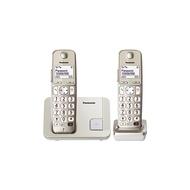 Panasonic Twin Dect Phone Kxtge212cxn