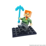 lego minecraft Hypixel Rank for Minecraft Java Edition (FREE with every Lego-compatible Base)