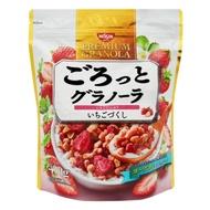 日清  草莓早餐麥片(400g)