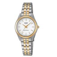 นาฬิกา รุ่น Casio นาฬิกาข้อมือผู้หญิง สายสแตนเลส สีเงิน รุ่น LTP-1129G-7A ( Silver ) จากร้าน MIN WATCH