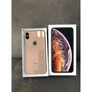 Apple Iphone XS MAX  64G 金色 二手機