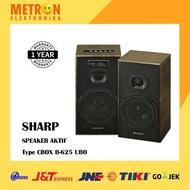 (Big Sale!!) Sharp Cbox B-625 Ubo / Speaker Aktif / Cbox625Ubo ...