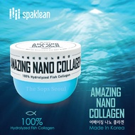Anti-aging Collagen from Korea ★ SPAKLEAN Amazing Nano Collagen ★ Add-on Treatment for Skin and Hair