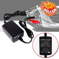 Elit เครื่องชาร์จแบตเตอรี่ 12 V Sealed Lead Acid Car Motorcycle Battery Charger Rechargeable Maintainer รุ่น CBC320-LK