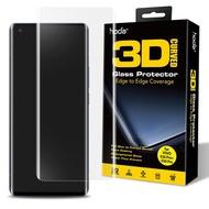 hoda vivo X50 Pro / X50 Pro+ 3D防爆9H鋼化玻璃保護貼(UV膠全貼合隱形滿版)