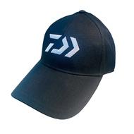 《DAIWA》CA-70320 黑色帽子 中壢鴻海釣具館 百搭板帽 鴨舌帽 釣魚帽