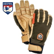Hestra 防風保暖手套 Ergo Grip Active Windstopper 32950 861 綠/棕