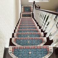 地毯樓梯墊踏步墊樓梯地墊家用加厚腳墊免膠防滑自粘定制地墊