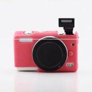 เคสกล้องซิลิโคนอ่อนนุ่มสำหรับ Canon EOS M100