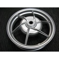【速度車業】NCY 後輪框/鑄造框/類鍛造(銀) 10吋六爪 YAMAHA RS/CUXI 100 車系適用