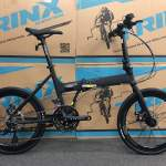 《免費送貨+送頭盔》TRINX FLYBIRD 3.0 - 27速 油壓碟剎 22吋(451) 摺疊單車*超順...