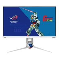 "ASUS 27"" XG279Q-GD 2K 170Hz電競螢幕-鋼彈聯名款(HDR400/1ms/G-Sync相容/HDMI*2.DP/內建喇叭/IPS)"