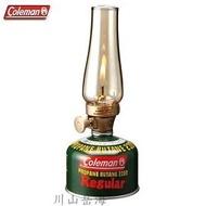 [ Coleman ] 盧美爾瓦斯燭燈 / 可調整火焰 不用燈蕊 露營燈 瓦斯燈 / 公司貨 CM-5588