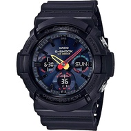 CASIO 卡西歐 G-SHOCK 東京街頭態度霓虹太陽能手錶 GAS-100BMC-1A