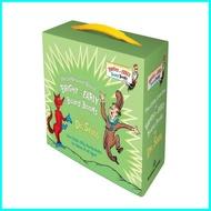 คุณภาพดี Asia Books หนังสือภาษาอังกฤษ LITTLE GREEN BOX OF BRIGHT AND EARLY BOARD BOOKS