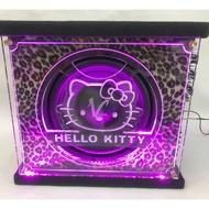 HELLO KITTY 8吋主動式 250W 重低音喇叭 EVE 毒蠍