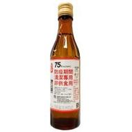 【一箱24瓶】台酒75%防疫清潔用酒精(非食用) 300ml/瓶