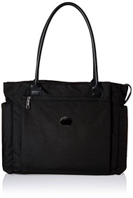 DELSEY Paris DELSEY Paris Delsey Luggage Montmartre+ Journe Womens Laptop Tote Black One Size