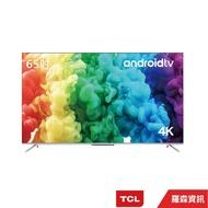 TCL 65P715 65吋 4K HDR 高畫質智能連網液晶顯示器 液晶電視 液晶 顯示器 免運到府 原廠公司貨