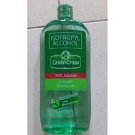 Alcohol ( Green Cross Isopropyl )