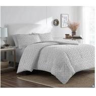 Martex 400織有機棉雙人床包被套6件式 W123457