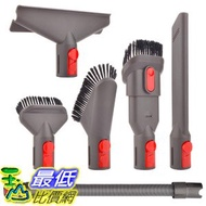 [8美國直購] 戴森副廠配件 Fullclean Attachment Hose Kit Compatible with Dyson V8 V7 V10 V11 Absolute Cordless V7 Animal