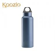 Koozio經典水瓶 600ml-寶格藍
