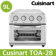 Cuisinart Compact Air Fryers + Electric Oven 9L Toa-28KR Toaster oven air fryer