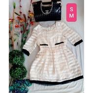 3/4 Korean Casual Dress