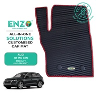 [PRE-ORDER] ENZO Car Mat - Audi Q5 2nd Gen Model 80A (2017-Present) [Ship Out Within 2 Weeks]