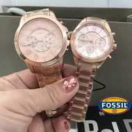 FOSSIL Couple Watch Original Pawnable Two Watch FOSSIL Watch For Women FOSSIL Watch Original Sale
