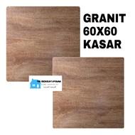 GRANIT LANTAI 60X60 KASAR MOTIF KAYU-GRANIT TERAS-GRANIT KAMAR MANDI-IKAD