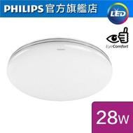 飛利浦 - CL505 Toba 28W LED天花燈(白色) (牆壁開關 / 可加配智能遙控器) (可調色溫2700K-6500K)