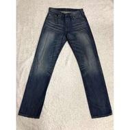 LEVI'S LEVIS 04501-0064 W28 L32 小直筒牛仔褲 501 502 505 523 522