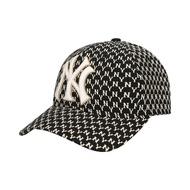 KUMO SHOES-NEW ERY 洋基帽 MLB 滿版 刺繡 限量聯名款 黑色 老帽