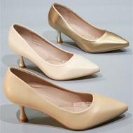 รองเท้าส้นสูง 12730-C1A รองเท้าผู้หญิง รองเท้าคัชชูส้นสูง แฟชั่น 2.5 นิ้ว  FAIRY  รุ่น 12730-C1A