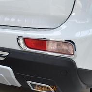 進口14款三菱歐藍德outlander改裝專用霧燈罩 13款歐藍德outlander后霧燈框裝飾配件